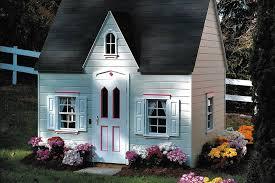 why children need playhouses
