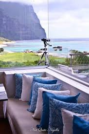 Lord howe island was listed as a world heritage site in 1982 due to its beauty and biodiversity. Capella Lodge Lord Howe Island Not Quite Nigella