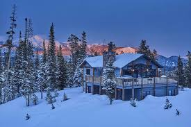 winter vacation home