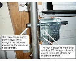 07 27 11 683 the challenge was securing the overhead door