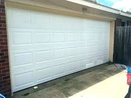fix garage door opener garage door motor replacement springs cost best doors replace opener fix door