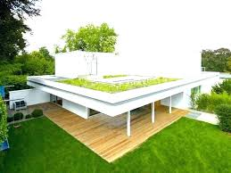 flat roof garage plans ideas design for modern home