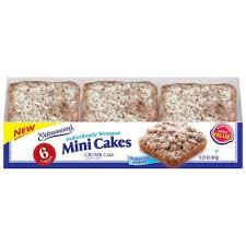 Entenmanns Mini Crumb Cakes 6ct Target