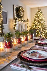 35 christmas table decorations place settings holiday tablescapes
