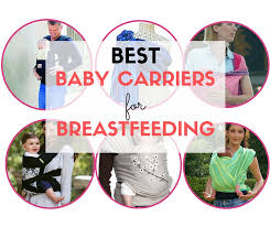Best Baby Carriers For Breastfeeding That You Should Try - Living ...