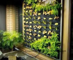 living wall planter bag for vertical