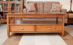 interior small coffee table with drawers attractive pedestal italian contemporary glass tables grey and oak