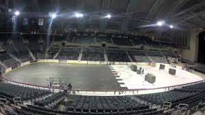 Atlantic City Boardwalk Hall Changeover