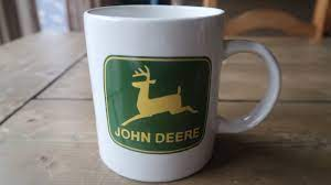 This listing is for a set of two collectible john deere mugs sold by gibson, inc. John Deere Coffee Mug By Gibson And 50 Similar Items