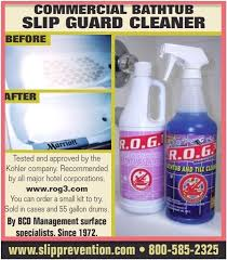best way to clean tub fiberglass and non skid cleaner at last a cleaner that is best way to clean tub