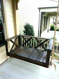 how to build a swing bed how to build a porch swing bed swing bed how how to build a swing bed