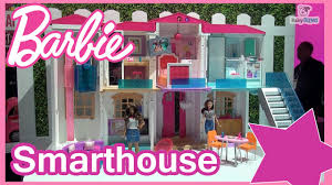 new barbie o dreamhouse 2016 smart house