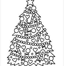 Free Printable Christmas Tree Images 22 Christmas Tree Templates