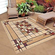 rugs area rugs outdoor rugs 8x10 indoor outdoor rugs carpet large patio rugs new