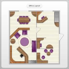 office floor plan designer. Picture: Office Layout Floor Plan Designer