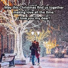 Christmas Quotes About Love Unique 48 Christmas Love Quotes For Her Him To Wish With Images