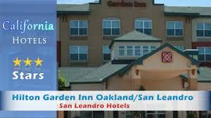 hilton garden inn oakland san leandro san leandro hotels california