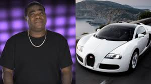 Plus, with prices starting as low as $22.75 you're going to be smiling when your. Tracy Morgan S Crashed Bugatti Will Cost A Fortune To Fix Maxim