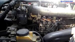 hino kc engine view hino k13c engine view