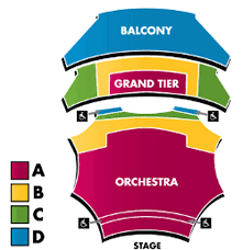 Asu Gammage Seating Chart Asu Gammage Seating Chart Theatre In Phoenix
