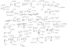 advanced quantum physics equations