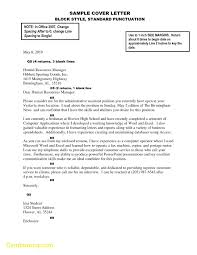 Awesome Word Business Letter Template Best Templates