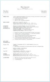 Nursing Resume Example – Markedwardsteen.com