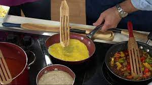 Mad Hungry 4-piece Acacia Wood Spurtle Set on QVC - YouTube