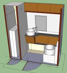 sketch of 2016 version of washroom