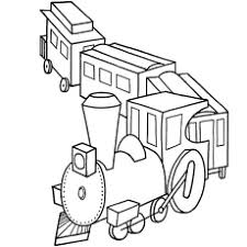 This train color sorting activity is a fun way for young children to practice color recognition and put the train engine and train cars in order on the floor. Top 26 Free Printable Train Coloring Pages Online