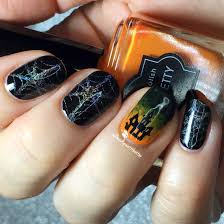 Halloween nail art part 1 – redheadspaintitbetter