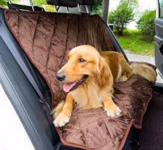 homepet supplieswaterproof two seat car cover for pets pet supplies