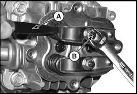 Solved Adjusting Valves On A 17 Hp Briggs Stratton Motor