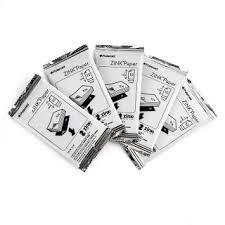 <b>Polaroid 2x3</b> inch Premium <b>ZINK</b> Photo Paper QUINTUPLE PACK ...
