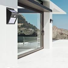 absolutely nicking lighting idea. 1X 16leds Solar Wall Lamp PIR Motion Sensor \u0026 Light Outdoor Garden  Pathway Corridor Street Absolutely Nicking Lighting Idea A