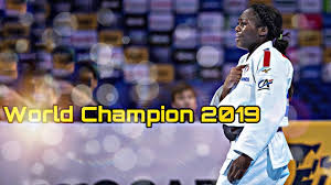 Competing in the −63 kg weight division she won the european title in 2013, the world title in 2014. World Champion 2019 Clarisse Agbegnenou Youtube