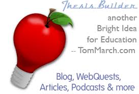 Tom March Thesis Builder The Original Persuasive Essay