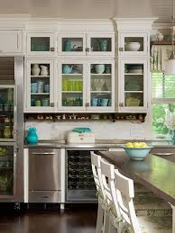 Pictures Of Glass Door Kitchen Cabinets Fair Formal Home Design Ideas