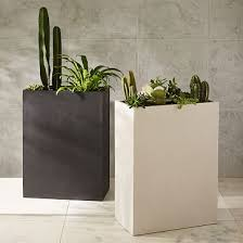 home office alternative decorating rectangle. Contemporary Office Cityscape Planters  Tall Double To Home Office Alternative Decorating Rectangle O