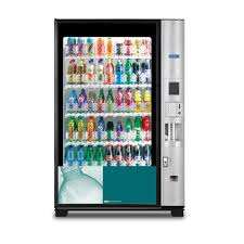 Can Vending Machine Fascinating Crane BevMax 48 Refrigerated Bottle And Can Vending Machine At Your
