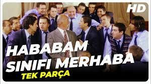 Hababam Sınıfı Merhaba | Şafak Sezer Türk Komedi Filmi Tek Parça (HD) -  YouTube
