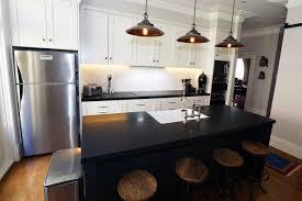 Granite Kitchen Benchtop Granite Kitchen Benchtop With Laverna Marble Splashback Euro