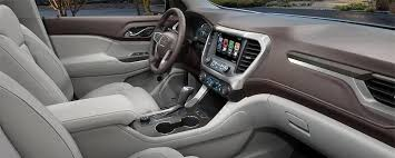 gmc acadia interior.  Interior GMC Acadia Interior For Gmc