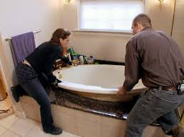 How to Install a Whirlpool Bathtub | how-tos | DIY