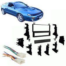 car electronics for toyota celica fits toyota celica gt gt s 1987 1989 single din harness radio install