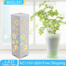 Small Decorative Table Lamps Tradational Living Room Bedroom Decor Lighting Small LED Table Lamp 20