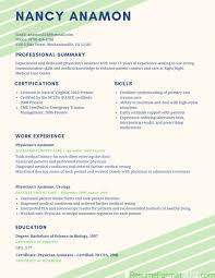 Example Of Best Resume Format 2018 Resume Format 2017 With Format