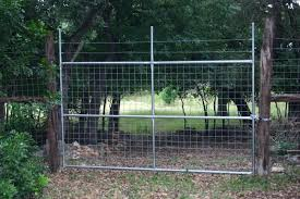 diy welded wire fence. Welded Wire Fence Gate With Metal Post Frame And Barbed Home Decor . Diy