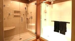 sliding shower door bottom track showers extra large shower enclosures post navigation shower doors without bottom track sliding shower door no bottom track