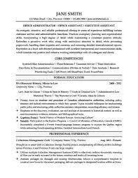 Office Administrator Resume Template Premium Resume Samples Impressive Office Administrator Resume